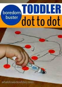 Fun Indoor Activity for Toddlers