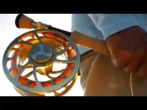 orvis mirage large arbour reel  fishtec youtube