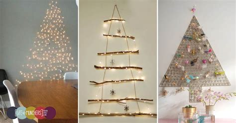 alternative christmas trees family home lifestyle