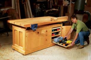 1 - Dream Workbench Building Plans & Instructions Only / Step-By-Step