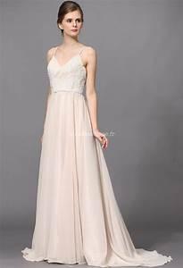 robe de mariee a bretelles forme v With robe de mariée élégante