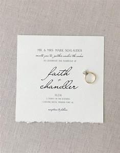 Simple wedding invitation wording gangcraftnet for Simple wedding invitations with pictures