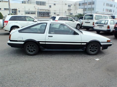 1983 Toyota Ae86 Sr20 Trueno Sprinter 5 Speed Manual