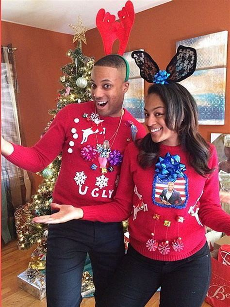 ugly christmas sweater party ideas