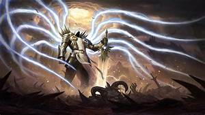 Tyrael - Diablo III wallpaper #14775