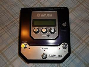 Yamaha Magicstomp Ub99 Mkii Multi