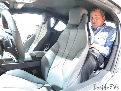 Bmw I8 Rear Seat Entry