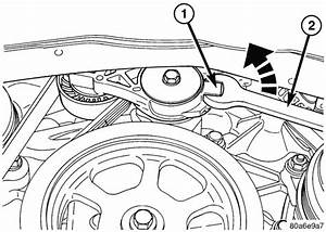 2001 3 3l Dodge Grand Caravan - Serpentine Belt