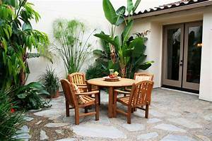 Intimate, Courtyards, Add, Character, And, Coziness, To, Private, Spaces