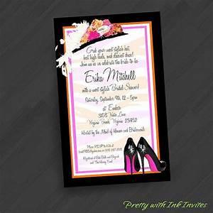 You Are Cordially Invited Invitations Fun Bridal Shower Bachelorette Birthday Invitations