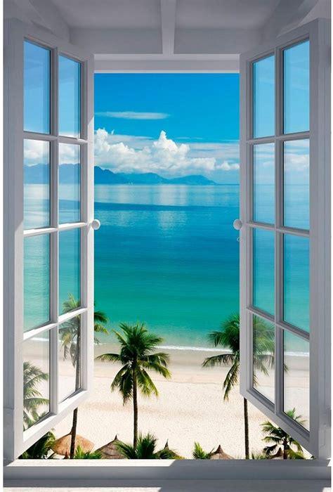 Offenes Fenster Bild by Bild Home Affaire 187 Strand Fenster 171 60 90 Cm Otto