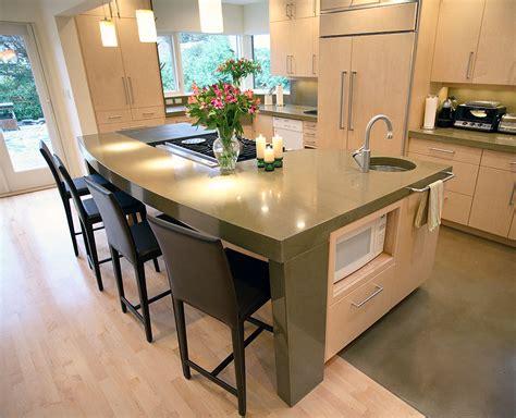 cheng design honors   concrete countertop design
