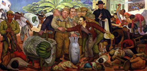 gloriosa el pol 233 mico mural de diego rivera para guatemala informacionlibre2000