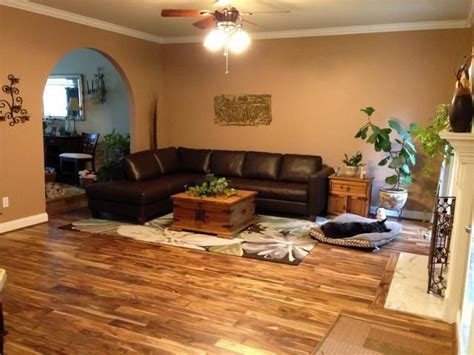 Acacia wood flooring offers a lot of advantages from easy