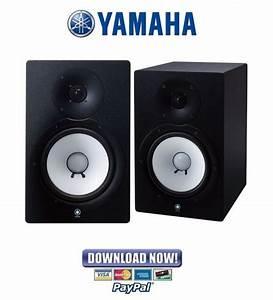 Yamaha Hs80m   Hs50m Speaker Service Manual  U0026 Repair Guide
