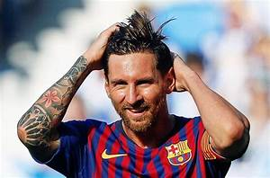 How many goals has Lionel Messi scored? Barcelona and ...
