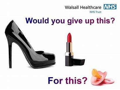 Nhs Pregnancy Teen Sexist Poster Ads Walsall