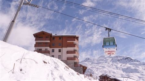 residence les chalets de l adonis les menuires alpes avec voyages leclerc locatour