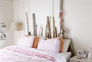 Deco En Bois Flotté A Faire Soi Meme : fabriquer une tete de lit en bois flotte ~ Preciouscoupons.com Idées de Décoration