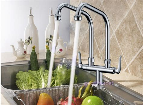 Wholesale And Retail Promotion New Chrome Brass Kitchen