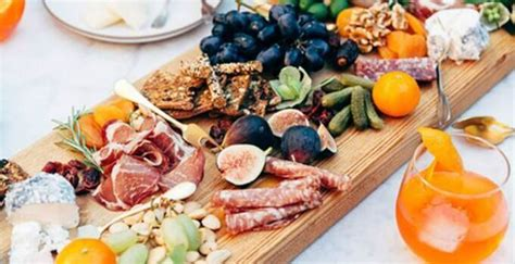 How to make the perfect grazing table   Gourmand & Gourmet