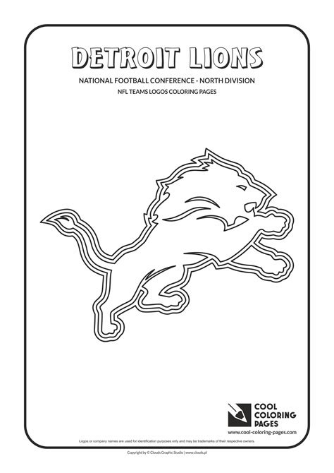 Cool Coloring Pages NFL teams logos coloring pages - Cool ...