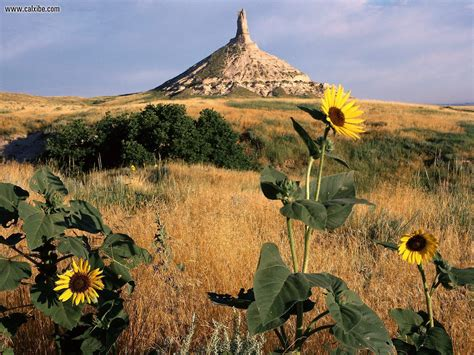Images Of Nebraska Nature Chimney Rock National Historic Site Nebraska