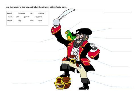 pirates label  picture