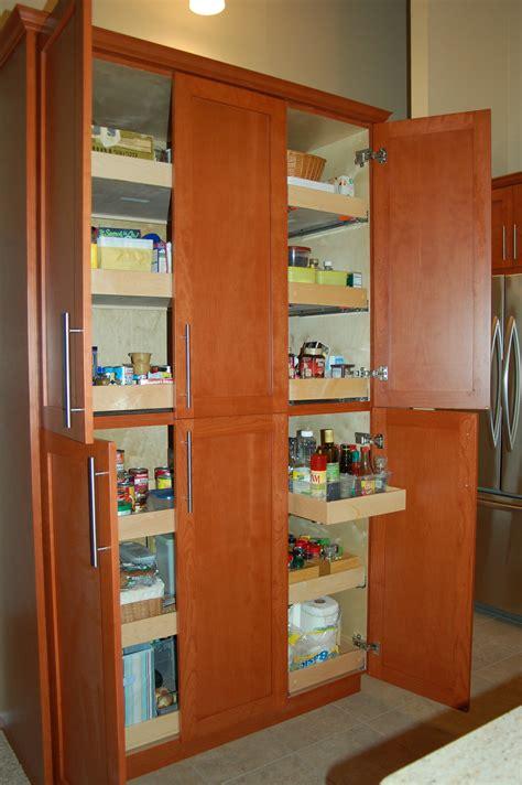 Kitchen Storage Solutions  Rose Construction Inc