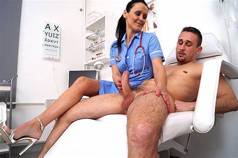 Nurse Hairy Uniform Fat Bodies