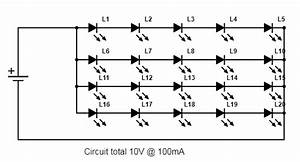 Led Wiring  Series Vs Parallel Vs Series-parallel