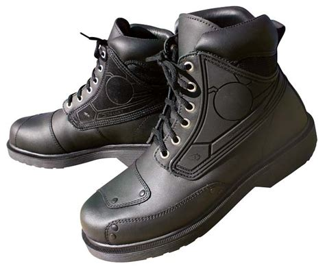 Six Motorcycle Riding Boots