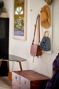 Pegboard Selber Bauen : diy ein selbstgemachtes pegboard als garderobe mit muuto ~ Watch28wear.com Haus und Dekorationen