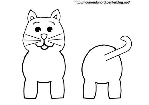 coloriage animaux pour rouleau wc page 2