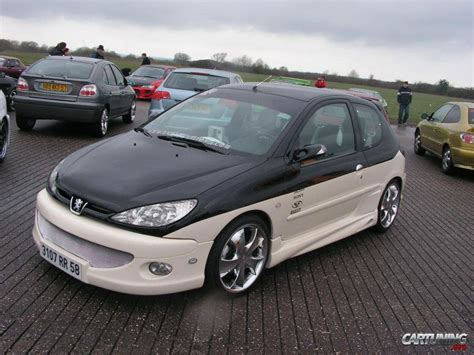 Peugeot 206 Tuning by Tuning Peugeot 206 187 Cartuning Best Car Tuning Photos