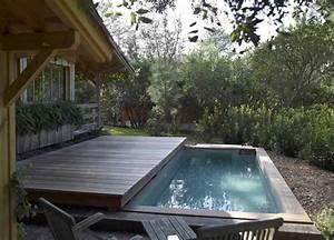 Mini Piscine Enterrée : mini piscine pour mini jardin ~ Preciouscoupons.com Idées de Décoration