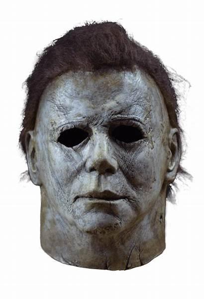 Myers Mask Halloween Michael Horror