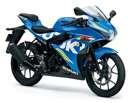 125cc Suzuki which 2017 125cc bike would you choose mcn