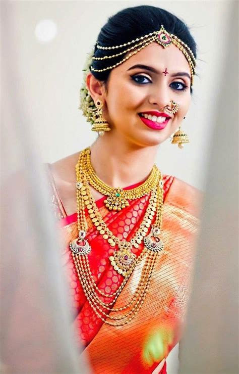 south indian bridal hairstyles  wedding