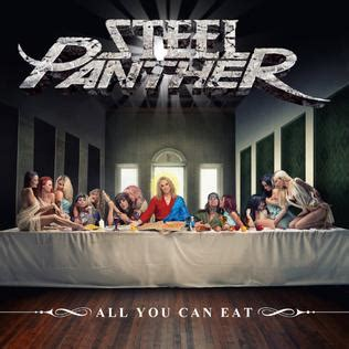 All You Can Eat (steel Panther Album) Wikipedia
