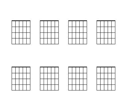 chord template pdf blank guitar chord chart world of printable and chart