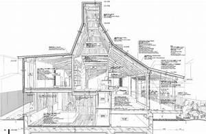 Section Through Nora House  Atelier Bow