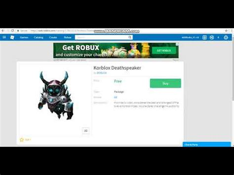 roblox     packages korblox deathspeaker