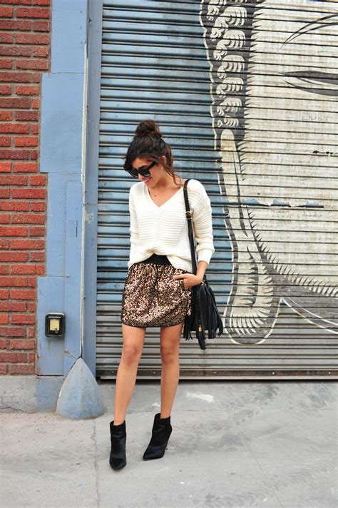What to Wear Fall Outfit Day and Night - Sazan