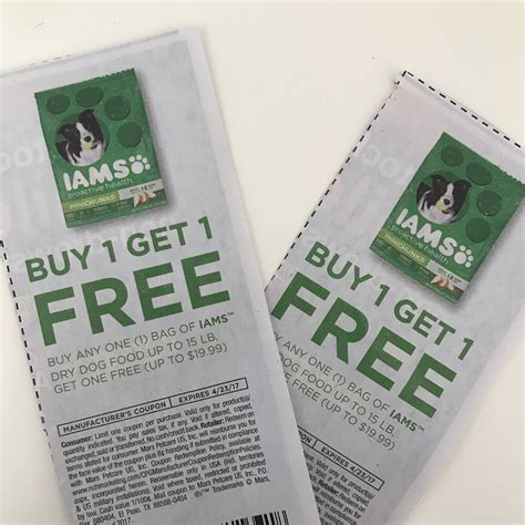 62368 Iams Coupons by Iams Coupons 30 Lbs Of Free Food At Target