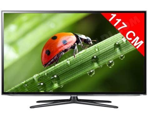 vente tv led 117 cm t 233 l 233 viseur samsung hd pas cher