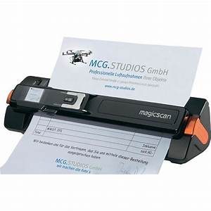 document scanner a4 mobil scanner 2in1 mit docking station With portable printer document