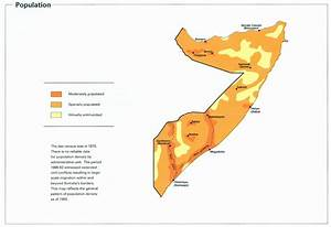 Somalia Maps - Perry-Castañeda Map Collection - UT Library ...