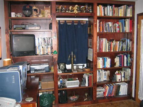 Build A Bookcase Wall by Free Bookcase Plans How To Build A Book Free Book