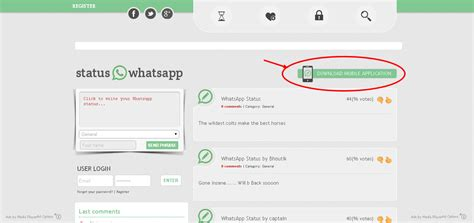 best sites to get awesome whatsapp status and messages top 3 sites all tech wave
